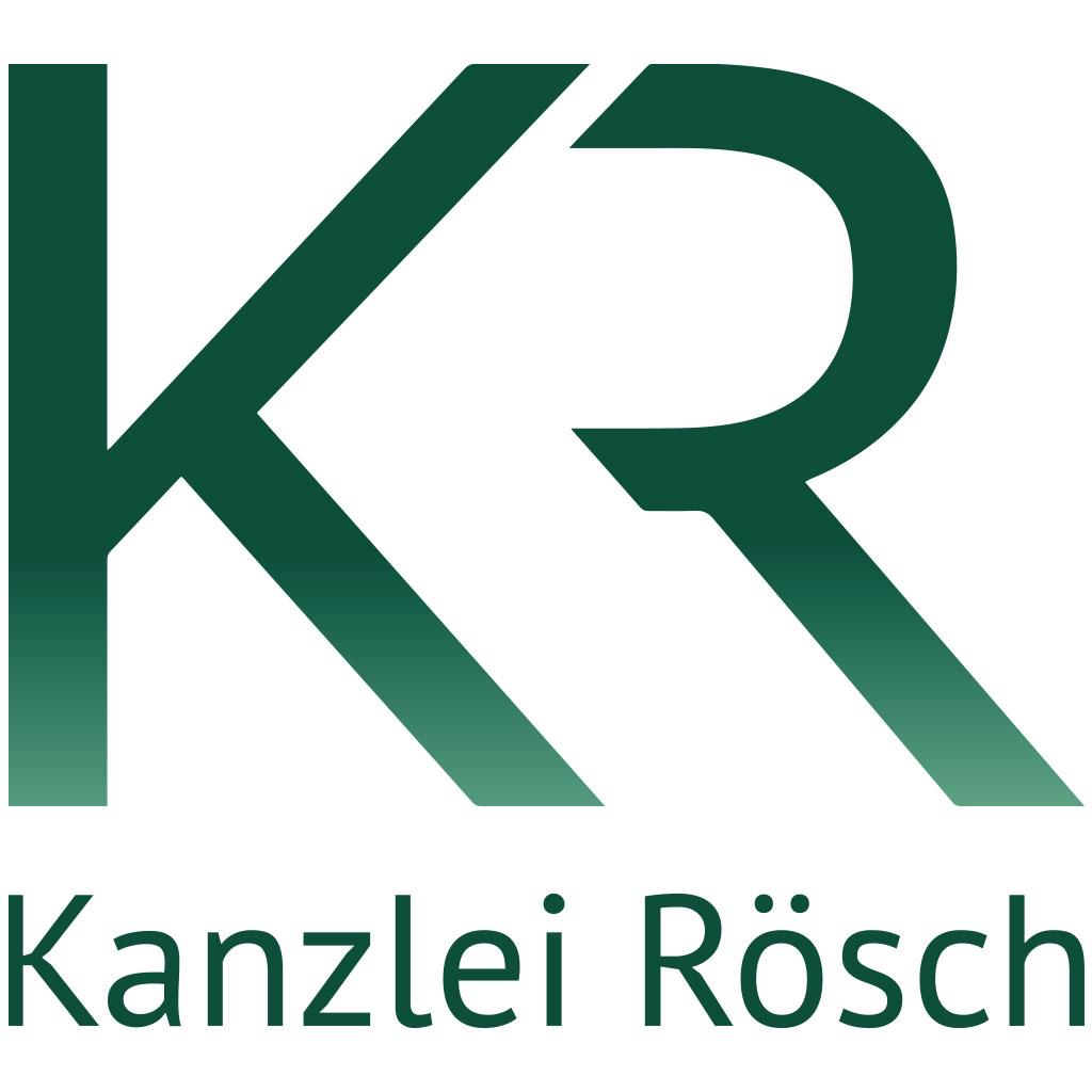 Logo Kanzlei Rösch