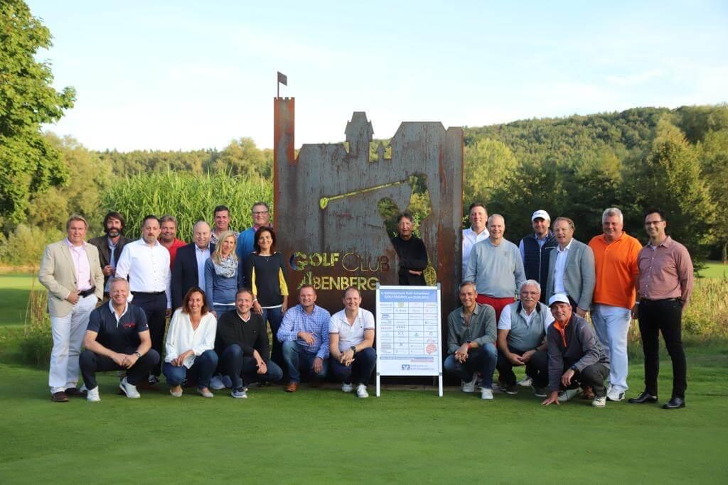 Sponsoren der Raiba Golf-Trophy