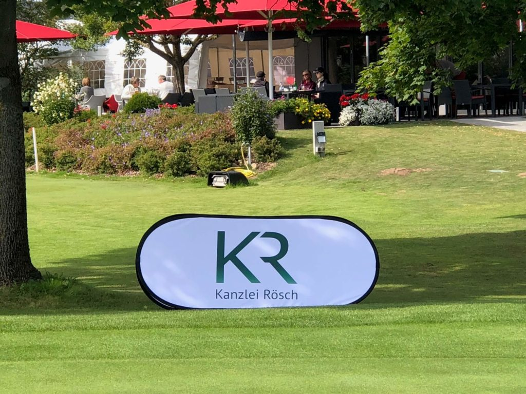 Kanzlei Rösch als Sponsor der Raiba Golf-Trophy